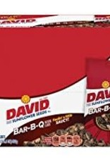 CONAGRA GILARDI Sunflower Seeds, David's BBQ Seed 12/1.62oz.
