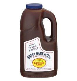 BBQ Sauce, Sweet Baby Ray's BBQ 1 Gallon