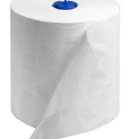 TORK Roll Towel, Tork (H11) Premium Extra Soft Matic Hand Towel Roll 6/575' Case