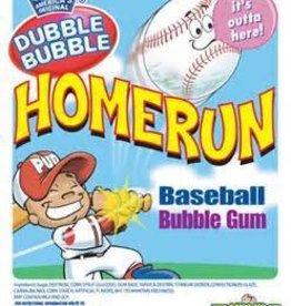 Concord Confections Home Run Bubble Gum 240ct. Tub