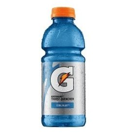 Gatorade Gatorade Cool Blue Raspberry, 24/20oz. Case