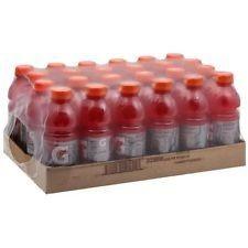 Gatorade Gatorade Fruit Punch, 24/20oz. Case