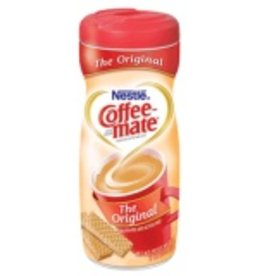 CoffeeMate Creamer, Canister CoffeeMate 12/11oz. Case.