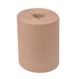 TORK Roll Towel, Tork (H86) Universal Brown Roll Towel, 6/550 Case.