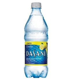 Dasani Dasani Flavored Water Lemon 24/20oz. Case