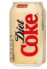 COCA COLA USA CF Diet Coke, 24/12oz. Case