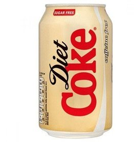 COCA COLA USA CF Diet Coke, 24/12oz. Case