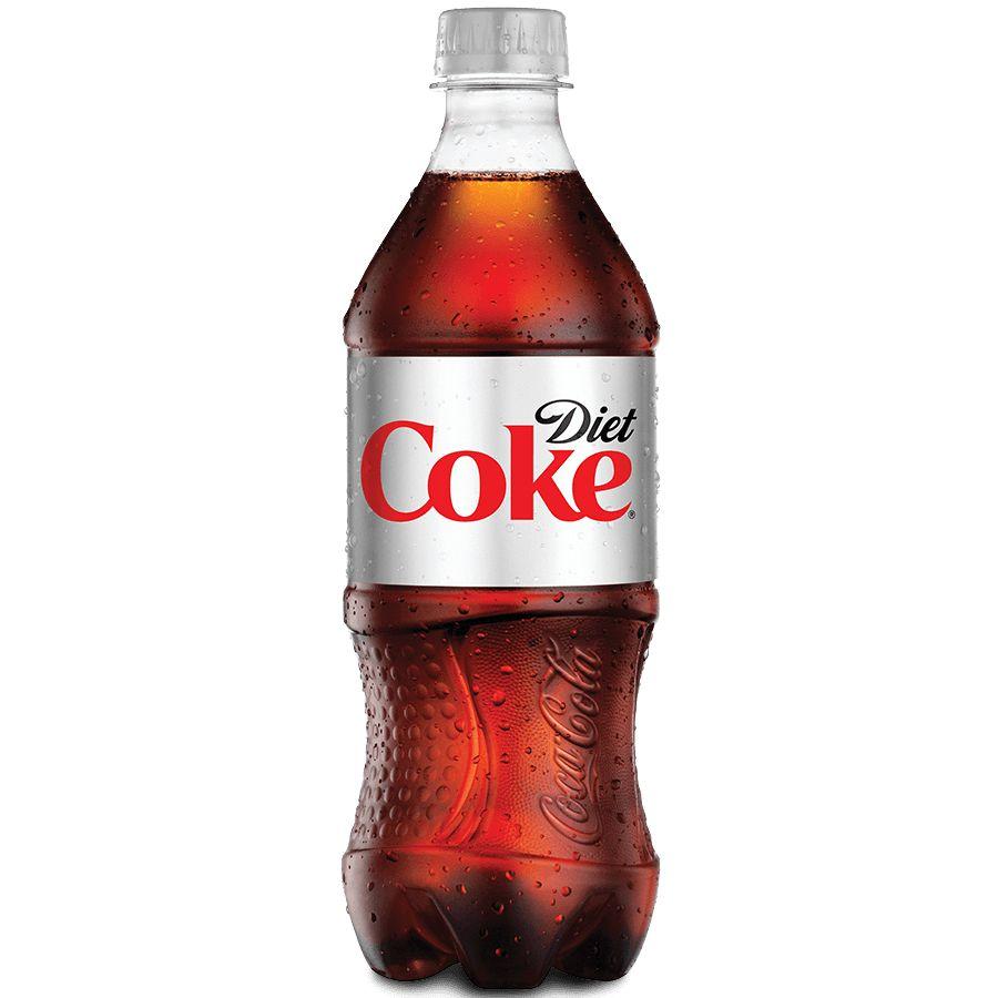 COCA COLA USA Diet Coke, 24/20oz. Case