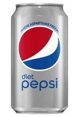 PEPSI COLA CORP Diet Pepsi, 24/12oz. Case