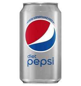PEPSI COLA CORP Diet Pepsi, 24/12oz. Case