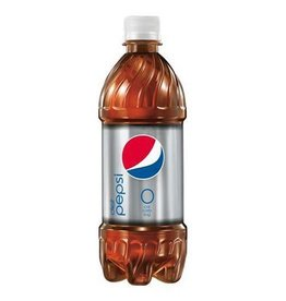 PEPSI COLA CORP Diet Pepsi, 24/20oz. Case