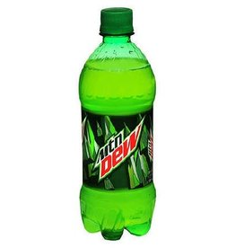 PEPSI COLA CORP Mountain Dew, 24/20oz. Case
