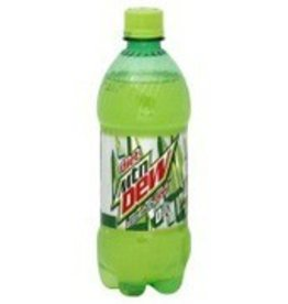 PEPSI COLA CORP Diet Mountain Dew, 24/20oz. Case