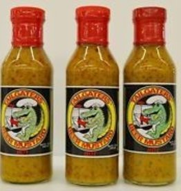 Tailgaters Tailgaters Beer Mustard Hot 12/15oz. Case