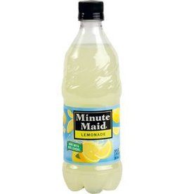 COCA COLA USA Minute Maid Lemonade, 24/20oz. Case