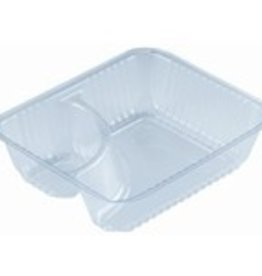BERKLEY SQUARE Nacho Tray, Small 4/125ct. Case