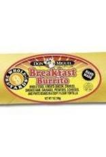 Breakfast Burrito,  Don Miguel Burrito