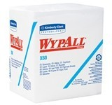 Kimberly-Clark Wipers, WypALL X60 (34865) 12/76ct. Case