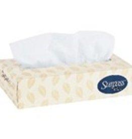 Kimberly-Clark Facial Tissue, Surpass Facial Tissue (21340) 30/100ct. Case