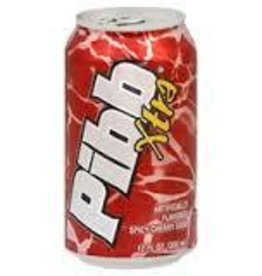 COCA COLA USA Pibb Xtra, 24/12oz. Case
