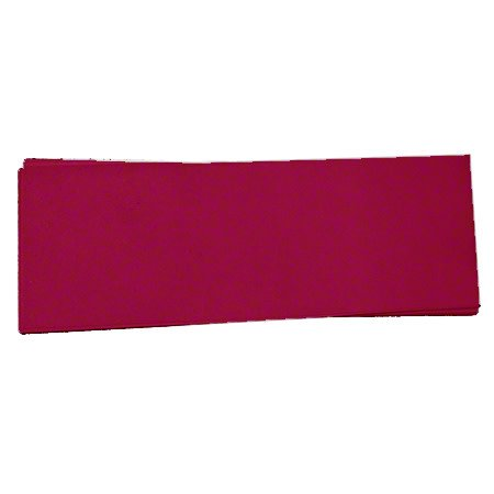 Cohesion Paper Products LLC Napkin Band, Burgundy 2000ct. Box