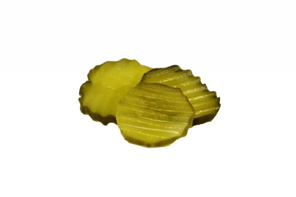 Bay Valley Dill Pickle, Hamburger Slices Gallon Jar