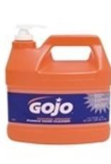 GOJO Industries Hand Soap, GOJO Natural Orange With Pump, 4/1Gal.