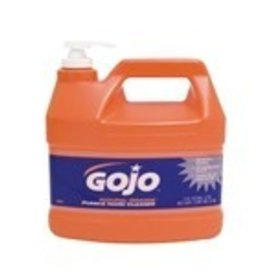 GOJO Industries Hand Soap, GOJO Natural Orange With Pump, 4/1Gal.