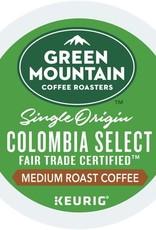 KEURIG GREEN MOUNTAIN INC Coffee, Keurig K-Cup Pod, Colombian, 4/24ct. Case
