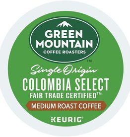 KEURIG GREEN MOUNTAIN INC Coffee, Keurig K-Cup Pod, Colombian, 4/24ct. Case