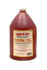 Gold Medal Products Co Popping Oil, Pop-A-Lot Corn Oil, 4/1 gal. Case
