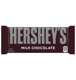 HERSHEY FOODS Hershey Milk Chocolate, 36ct. Box
