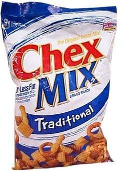 GENERAL MILLS GARDETTO'S Chex Mix Traditional, Bag