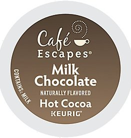 KEURIG GREEN MOUNTAIN INC Cocoa, Kuerig K-Cup Pod Hot Cocoa, 4/24ct. Case