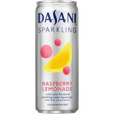 Dasani Dasani, Sparkling Raspberry Lemon 24ct 12oz