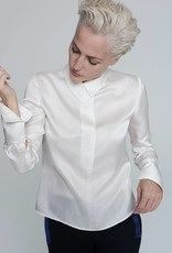 Winser London WL - Gillian Anderson Silk Blouse