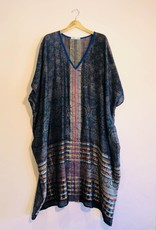 Anna Von Hellens AVH - SS18 -  #8 Ajarak Handloomed Silk / Cotton