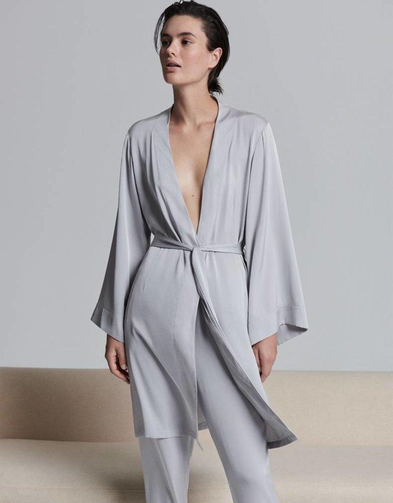 Winser London WL-Silk Kimono Robe