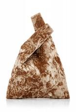 Hayward HL- Folded Velvet Mini Shopper