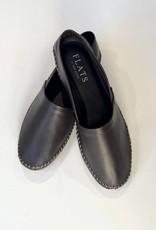 Flats Leather Espadrilles