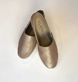 Flats Leather Espadrilles