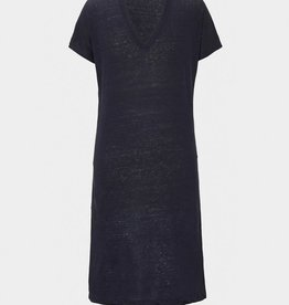 Winser London WL-Pure Linen T-Shirt Dress