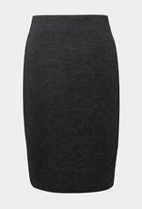 Winser London WL-Milano Wool Pencil Skirt Knee Length