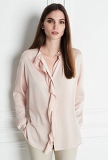 Winser London WL- Silk Ruffle Shirt