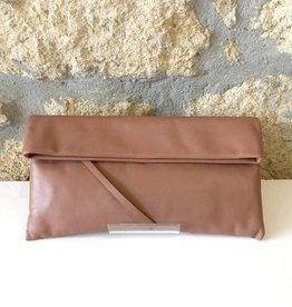 Gianni Chiarini GC-5235- Leather Clutch Copper