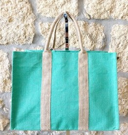 Flats Market Bag Green