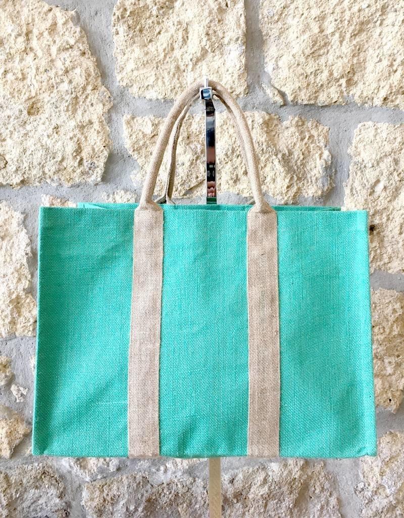 Flats Market Bag Green