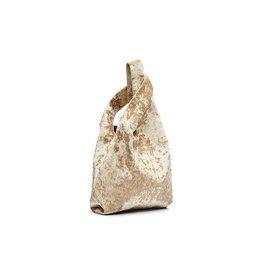 Hayward HL-Mini Shopper- Crushed Velvet Gold