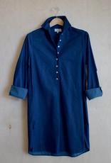 Flats Swiss Shirt - Denim - Lightweight