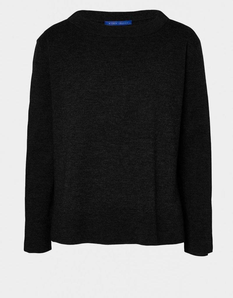 Winser London WL-Merino Wool Audrey Jumper
